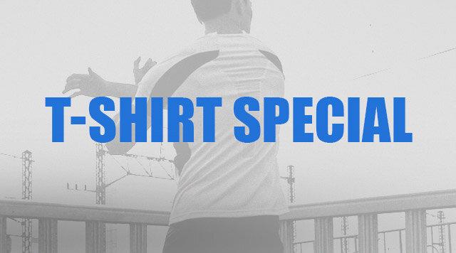 하이테크 티셔츠 스페셜