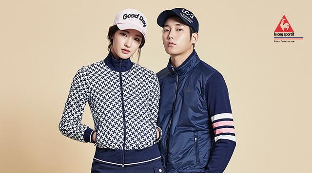 [LOOKBOOK] 르꼬끄골프 스웨터 컬렉션 룩북