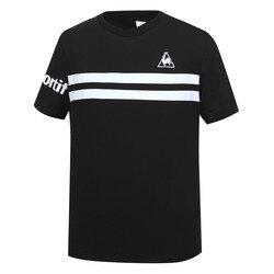 남녀공용 선데이 면 반팔 티셔츠