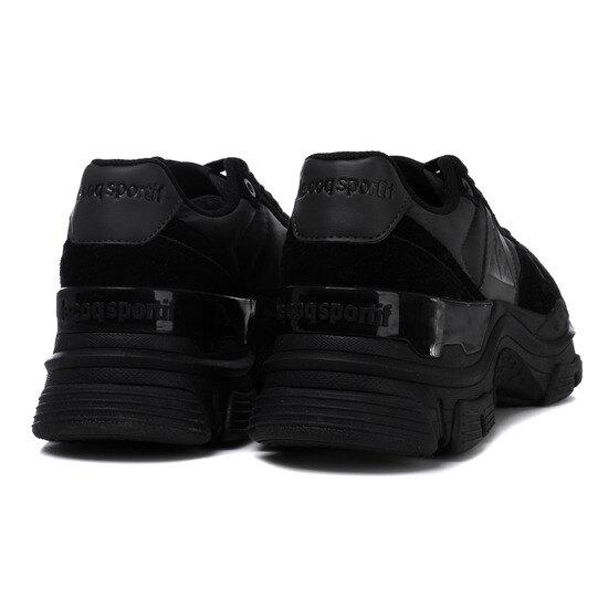 르꼬끄(LECOQ) [온라인 선발매]남녀공용 터보 맥시 블랙 (Q8323RCR25)