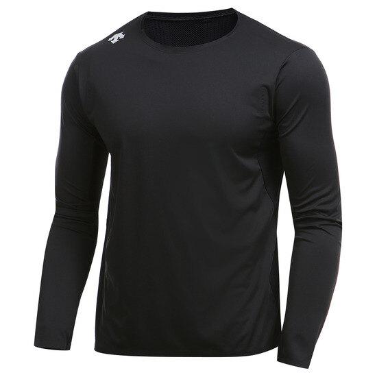 데상트(DESCENTE) 남성 SCHEMATECH AIR 긴팔 티셔츠 (S8311CTL02)