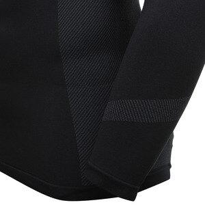 데상트(DESCENTE) 남성 벡터 하이 심리스 컴프레션 티셔츠 (S8421TCO12)