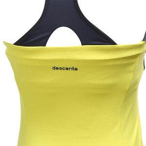 데상트(DESCENTE) [데상트] 여성 퍼포먼스 이지팩 소프트터치 롱브라탑 (STEP2) (S9122PBR14) (S9122PBR14)