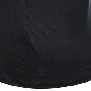데상트(DESCENTE) [데상트] 여성 베이직 스몰로고 포인트 기본 기능성 반팔 티셔츠 (S9122YTS11) (S9122YTS11)