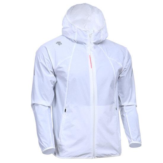 데상트(DESCENTE) [데상트] 남녀공용 러닝 에어 라이트 바람막이 자켓 (S9123RWB31) (S9123RWB31)