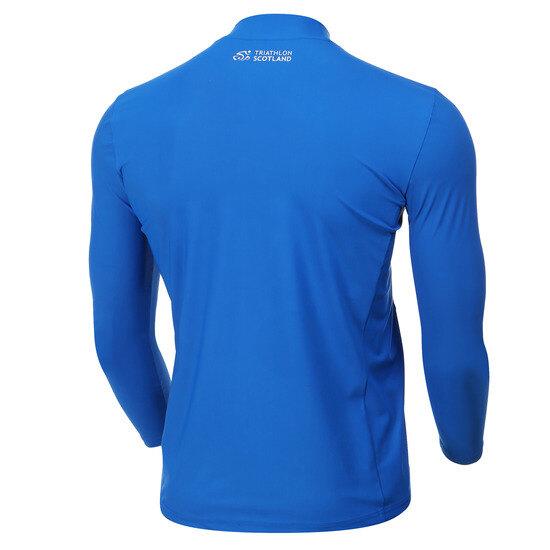 데상트(DESCENTE) 남성 스코틀랜드 그래픽 냉감 터틀넥 트리코트 롱 티셔츠 (S9221CTL41) (S9221CTL41)