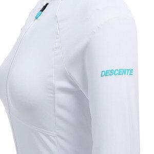 데상트(DESCENTE) 여성 슬림핏 래쉬가드 자켓 (S9222EKT51) (S9222EKT51)