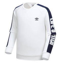 남녀공용 풋볼 피치 맨투맨 티셔츠