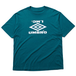 UMB X LMC MIXED DIAMOND LOGO TEE