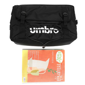 엄브로(UMBRO) 네트 스트링 메신져백 (U8323CBG51)