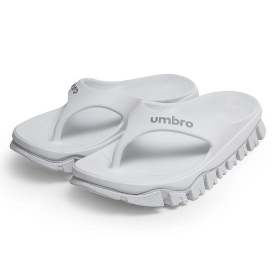 엄브로(UMBRO) 범피 쏭 (BUMPY THONG) 화이트 (U9223CTH60)