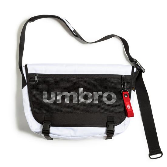 엄브로(UMBRO) 메쉬디테일 메신져백 (U9323CBG76)