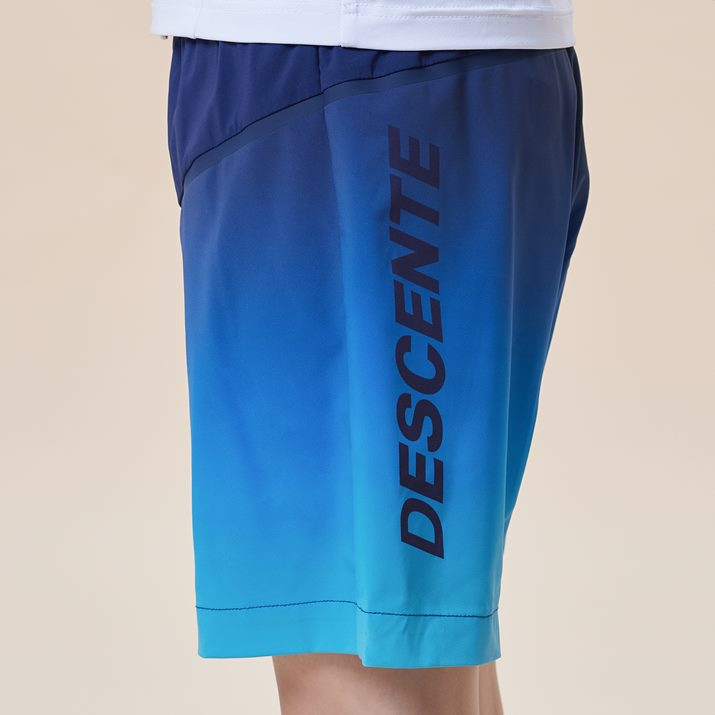 데상트(DESCENTE) 영애슬릿 워터스포츠 레깅스 부착형 5부 팬츠 (S922JEHP53) (S922JEHP53)