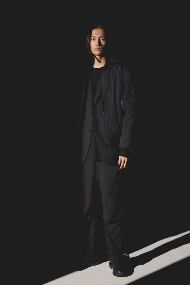 엄브로(UMBRO) MA-1 X Blazer Black (U0421CJKN7)