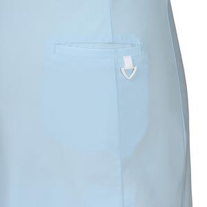 르꼬끄 골프(LECOQ GOLF) (GM222LOP62) 여성 사이드플리츠배색 원피스
